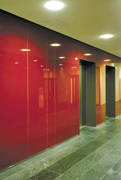 Emejing Glas Wandpaneele Küche Gallery - Milbank.us - milbank.us
